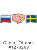 Handshake Clipart #1279289 by Lal Perera