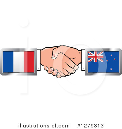 Handshake Clipart #1279313 by Lal Perera