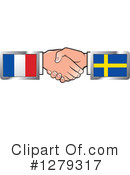 Handshake Clipart #1279317 by Lal Perera