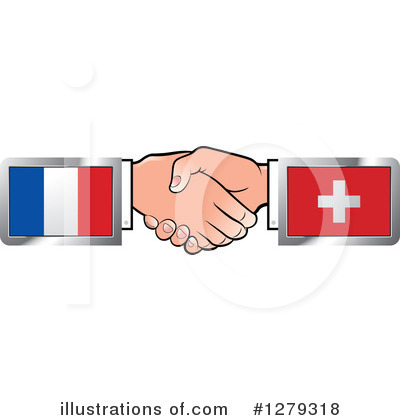 Handshake Clipart #1279318 by Lal Perera