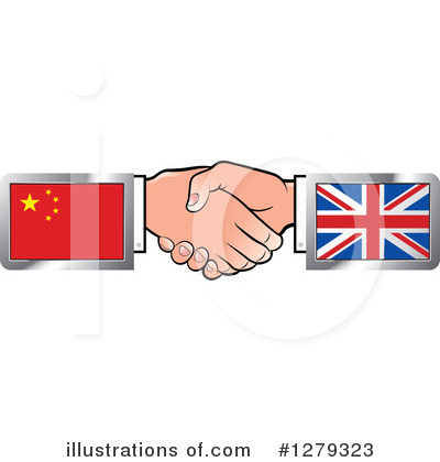 Handshake Clipart #1279323 by Lal Perera