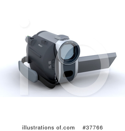 Camcorder Clipart #37766 by KJ Pargeter