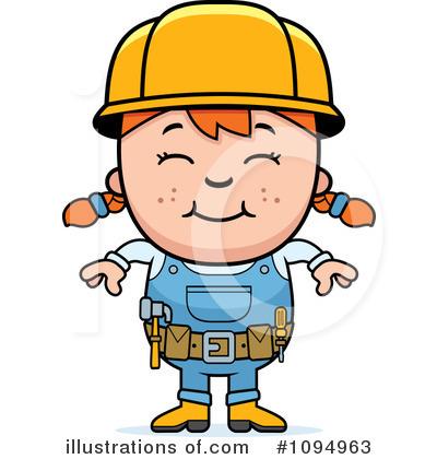 Female carpenter clipart - photo#28
