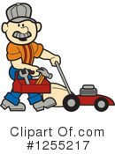 Handyman Clipart #1255217 by Andy Nortnik