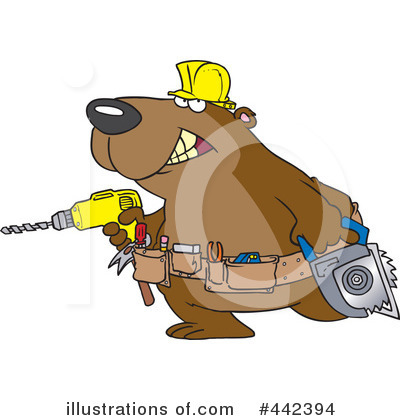 Repairs Clipart #442394 by toonaday