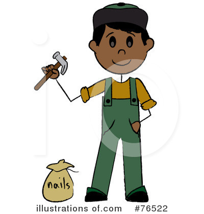 Occupations Clipart #76522 by Pams Clipart