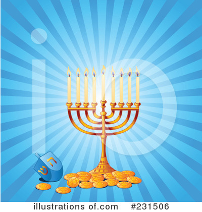 Dreidel Clipart #231506 by Pushkin