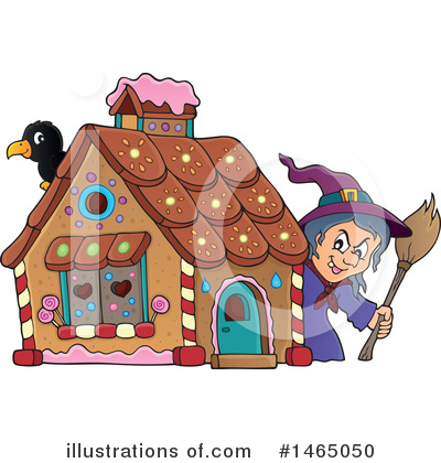 Witch Clipart #1465050 by visekart