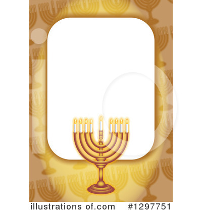 Royalty-Free (RF) Hanukkah Clipart Illustration by Prawny - Stock Sample #1297751