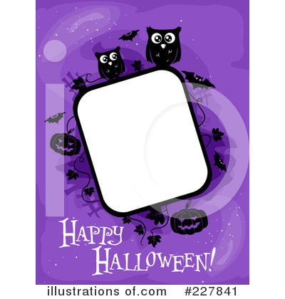 Happy Halloween Clipart #227841 by BNP Design Studio