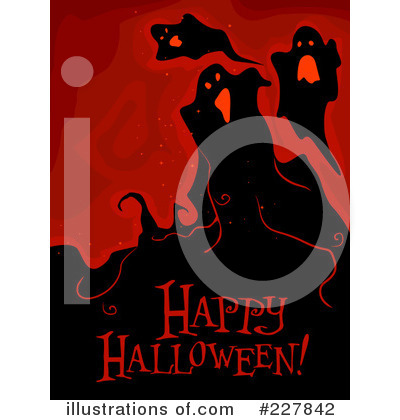 Happy Halloween Clipart #227842 by BNP Design Studio