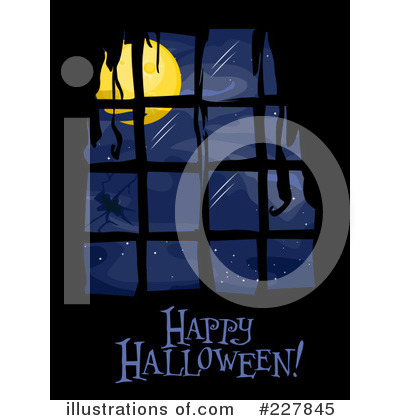 Happy Halloween Clipart #227845 by BNP Design Studio