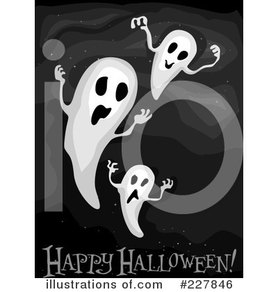 Happy Halloween Clipart #227846 by BNP Design Studio