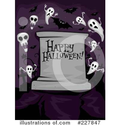 Happy Halloween Clipart #227847 by BNP Design Studio