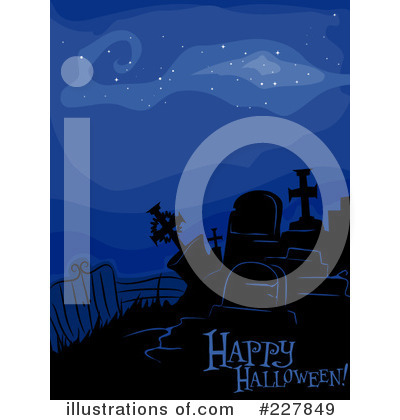 Happy Halloween Clipart #227849 by BNP Design Studio
