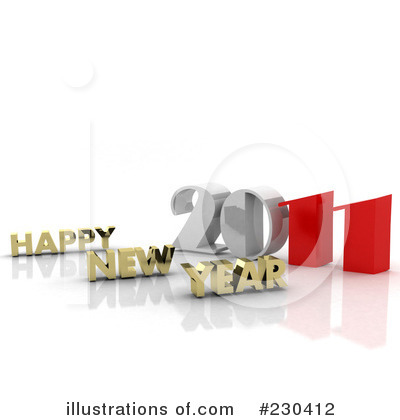 New Year Clipart #230412 by MacX
