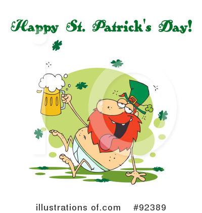 Beer Clipart #92389 by Hit Toon