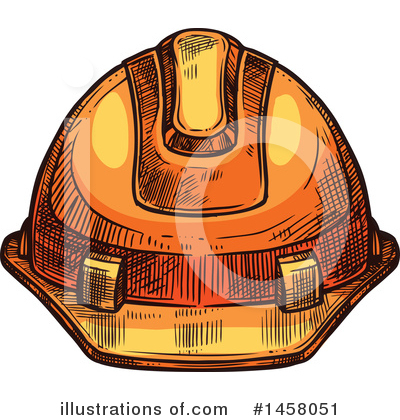 Helmet Clipart #1458051 by Vector Tradition SM