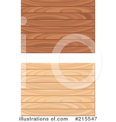 Wood Flooring Clipart #215547 by Cory Thoman