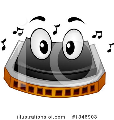 Music Clipart #1346903 by BNP Design Studio
