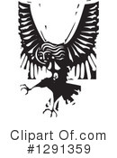 Royalty-Free (RF) Harpy Clipart Illustration #1291359