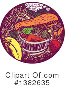 Harvest Clipart #1382635 by patrimonio