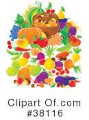 Harvest Clipart #38116 by Alex Bannykh