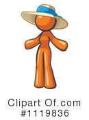Hat Clipart #1119836 by Leo Blanchette