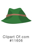 Hat Clipart #11606 by AtStockIllustration
