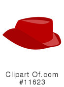 Hat Clipart #11623 by AtStockIllustration