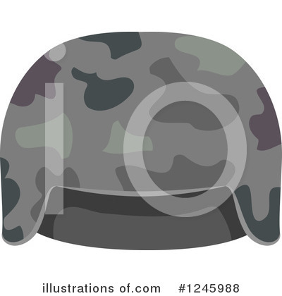 Camouflage Clipart #1245988 by BNP Design Studio