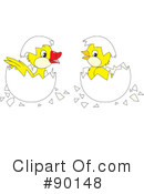 Hatching Clipart #90148