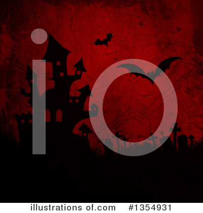 Halloween Clipart #1354931 by KJ Pargeter