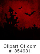 Haunted Castle Clipart #1354931
