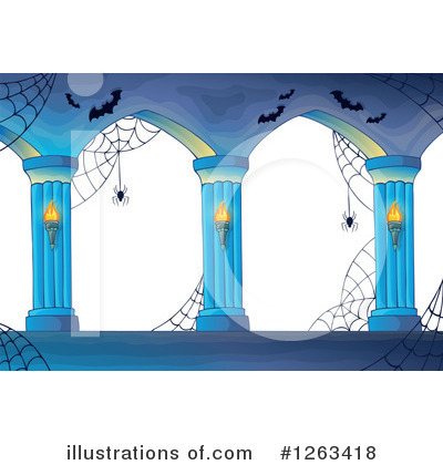 Halloween Clipart #1263418 by visekart