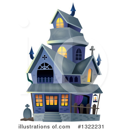 Halloween Clipart #1322231 by visekart
