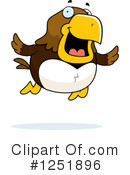 Hawk Clipart #1251896 by Cory Thoman