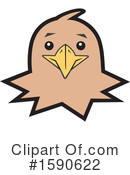 Hawk Clipart #1590622 by Johnny Sajem