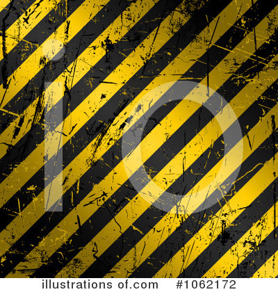 Hazard Stripes Clipart #1062172 by KJ Pargeter