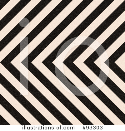 Hazard Stripes Clipart #93303 by Arena Creative