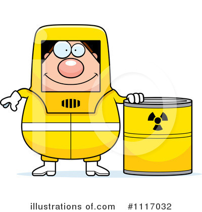Hazmat Clipart #1117032 by Cory Thoman