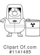 Hazmat Clipart #1141486 - Illustration by Cory Thoman
