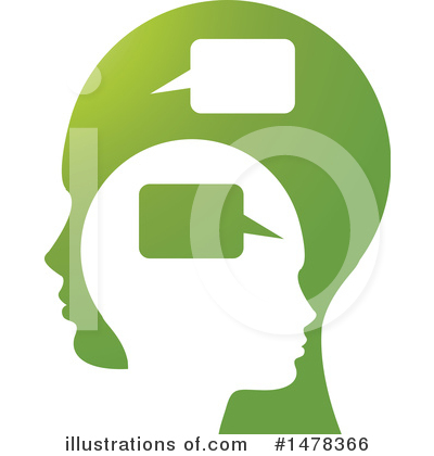 Head Clipart #1478366 by Lal Perera
