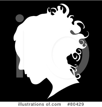 Head Clipart #80429 by Pams Clipart