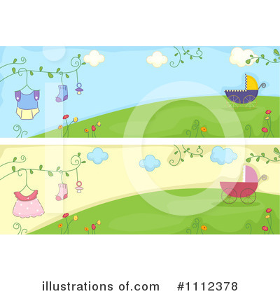 Web Site Banners Clipart #1112378 by BNP Design Studio