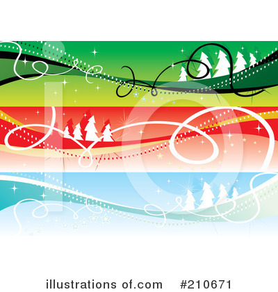 Banners Clipart #210671 by MilsiArt