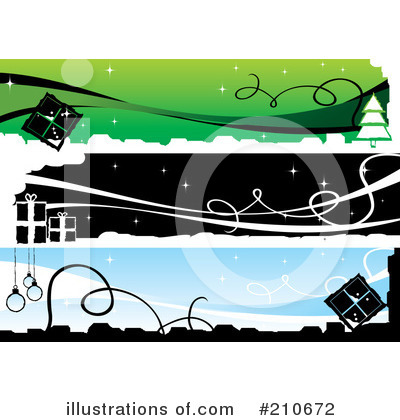 Banners Clipart #210672 by MilsiArt