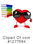 Heart Character Clipart #1277584 by Julos