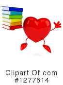 Heart Character Clipart #1277614 by Julos