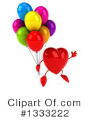 Heart Character Clipart #1333222 by Julos
